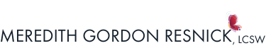 Meredith Gordon Resnick, LCSW logo